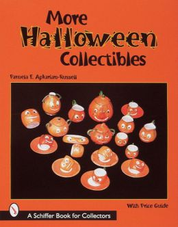 More Halloween Collectibles: Anthropomorphic Vegetables and Fruits of Halloween