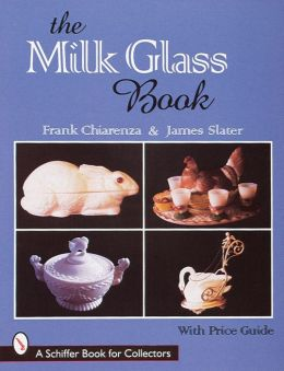 Milk Glass Book
