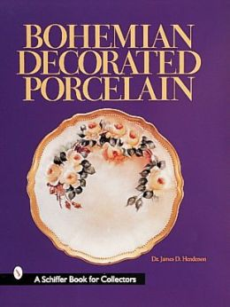 Bohemian Decorated Porcelain