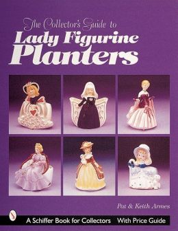 Collector's Guide to Lady Figurine Planters