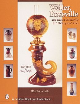 Weller, Roseville and Related Zanesville Art Pottery and Tiles