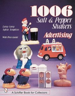1006 Salt and Pepper Shakers, Advertising