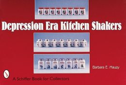 Depression Era Kitchen Shakers