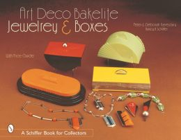 Art Deco Bakelite Jewelry and Boxes: Cubism for Everyone