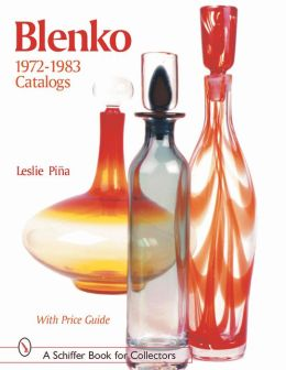 Blenko Catalogs: 1972-1983