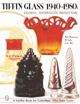 Tiffin Glass, 1940-1980: Figurals, Paperweights, Pressed Ware