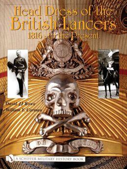 Head Dress of the British Lancers