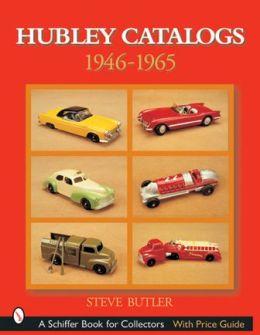 Hubley Catalogs: 1946-1965