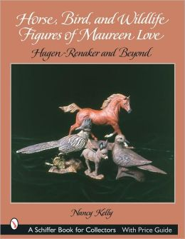 Horse, Bird, and Wildlife Figures of Maureen Love - Hogen - Renaker