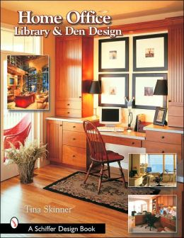 Home Office: Library and Den Design