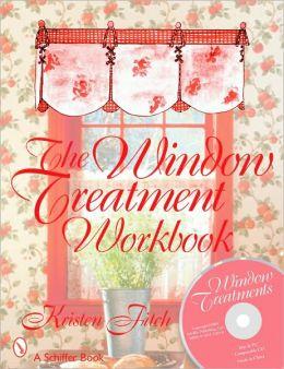 Window Treatment Workbook with CD-ROM