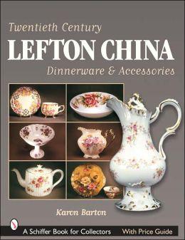 Twentieth Century Lefton China Dinnerware and Accessories