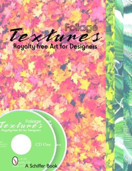 Foliage Textures: Royalty Free Art for Designers