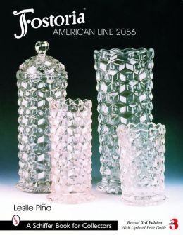 Fostoria American Line 2056