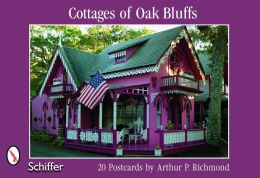 Cottages of Oak Bluffs: 20 Postcards