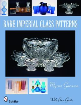 Rare Imperial's Glass Patterns