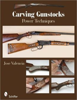 Carving Gunstock: Power Techniques