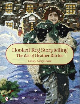 Hooked Rug Storytelling: The Art of Heather Ritchie