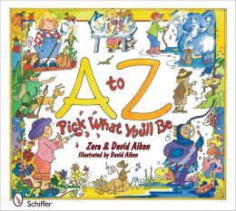 A to Z: Pick What You'll Be