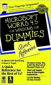 Microsoft Works 4.5 for Windows for Dummies: Quick Reference