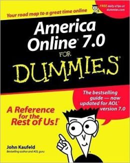 America Online 7.0 For Dummies
