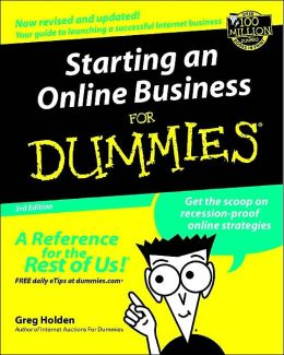 Starting an Online Business For Dummies, 3rd Edition
