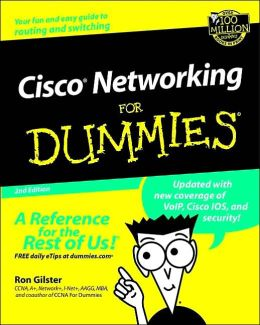 Cisco Networking For Dummies