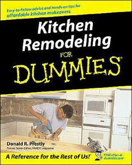 Kitchen Remodeling For Dummies
