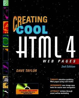 Creating Cool HTML 4 Web Pages: 2nd Edition