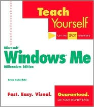 Teach Yourself Microsoft Windows Me