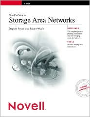 Novell's Guide to Storage Area Networks and Novell Cluster Services