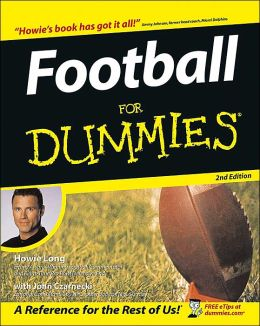 Football for Dummies, 2nd Edition