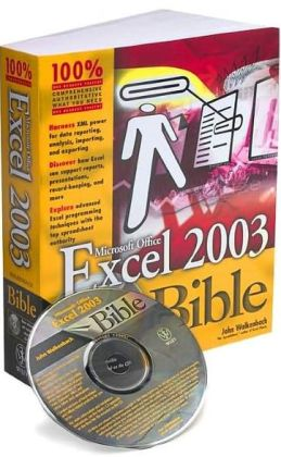 Excel 2003 Bible