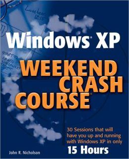 Windows XP Weekend Crash Course
