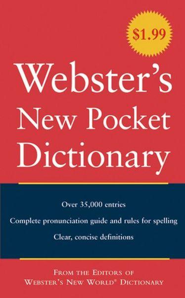 "Webster's New Pocket Dictionary, ""Agnes, Michael �"""