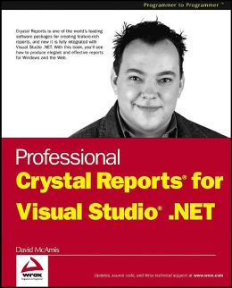 Professional Crystal Reports for Visual Studio.NET