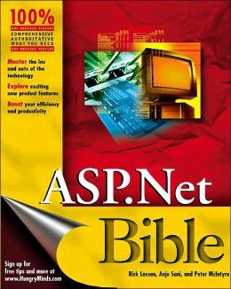 ASP .NET Bible