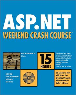 ASP.NET Weekend Crash Course