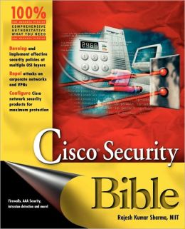 Cisco Security Bible