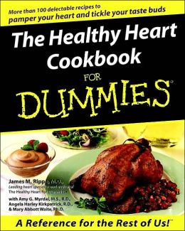 Healthy Heart Cookbook For Dummies