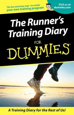 The Runner's Training Diary For Dummies
