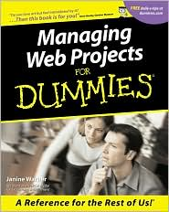 Managing Web Projects For Dummies