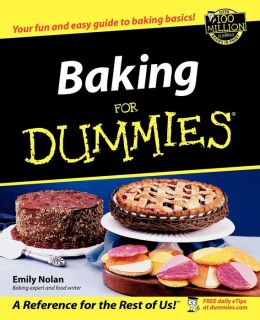 Baking For Dummies
