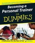 Book Cover Image. Title: Becoming a Personal Trainer For Dummies, Author: Melyssa St. Michael