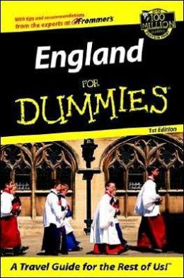 England For Dummies