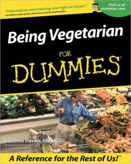 Being Vegetarian For Dummies