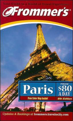 Frommer's Paris from $80 a Day