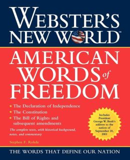 Websters New World American Wo