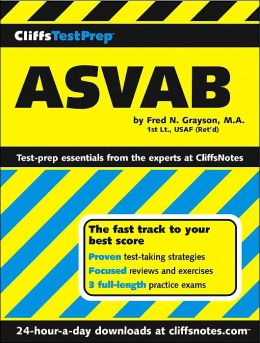 Cliffs Test Prep ASVAB