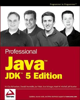 Professional Java Programming, JDK 5